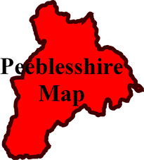 Peeblesshire map