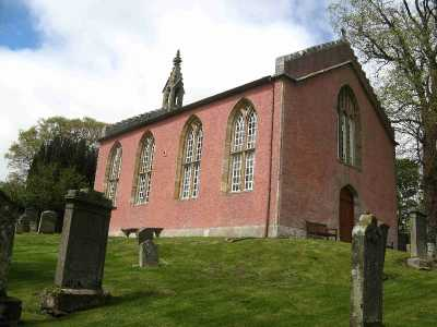 Channelkirk Parish Church