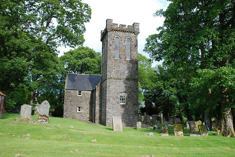 Ettrick Parish Church