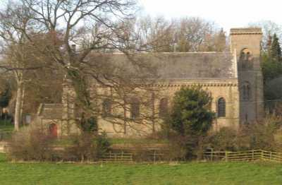 Hutton Parish Church