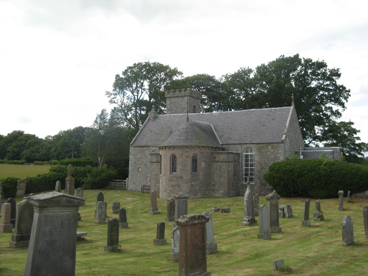 Lilliesleaf Parish Church
