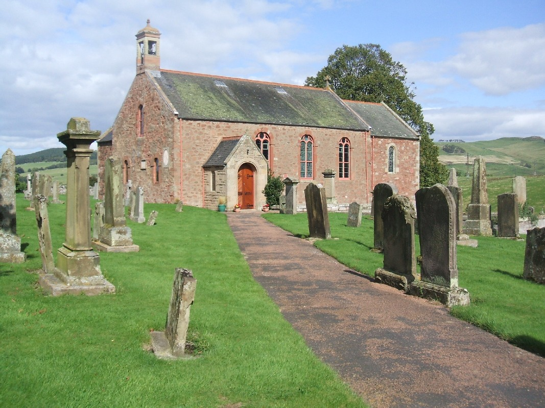 Morebattle Parish Church