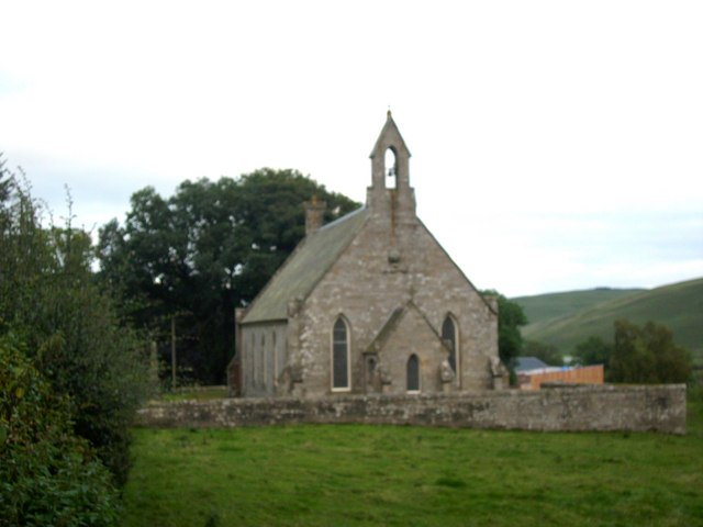 Roberton Parish Church