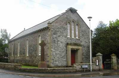 Westruther Parish Church