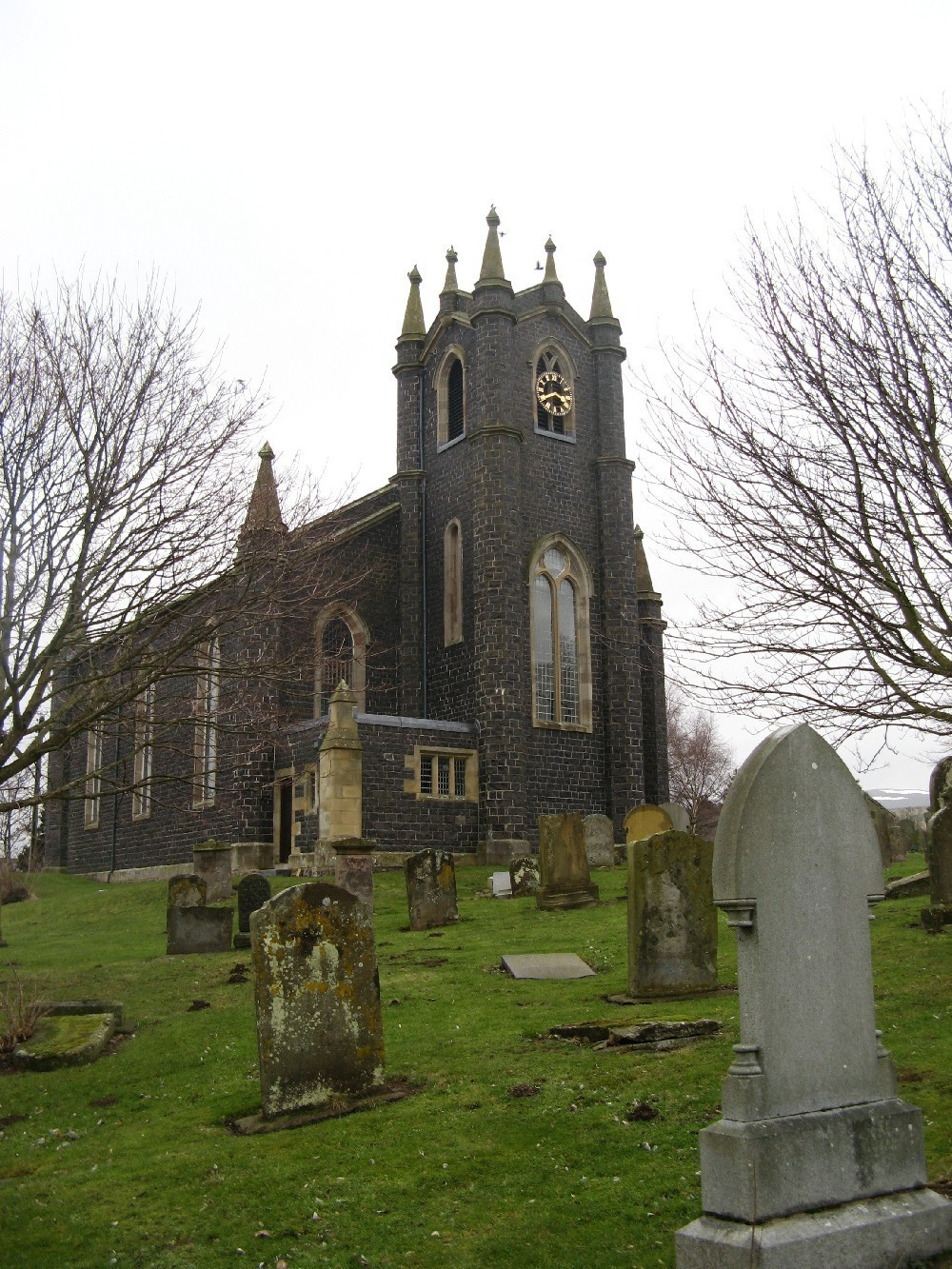 Yetholm Parish Church